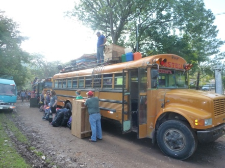Bus to community